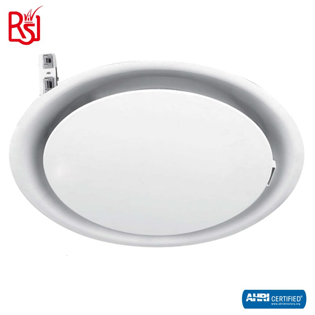 Smart Variable Air Diffuser Round (SVAD-RR)