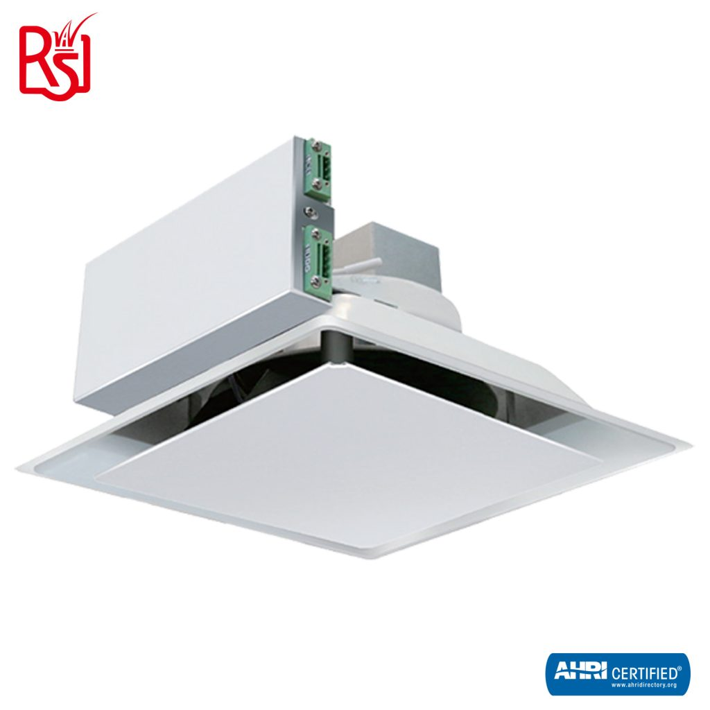 Smart Variable Air Diffuser Round (SVAD-ST)